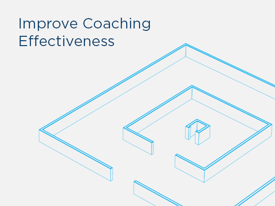 Improve Coaching Effectiveness