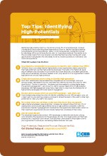Top Tips: Identifying High-Potentials cover