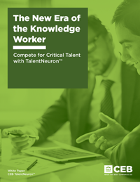 Era of the Knowledge Worker cover