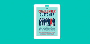 Order Your Copy Today: The Challenger Customer