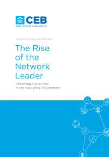 The Rise of the Network Leader